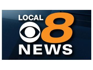 Local News 8 logo